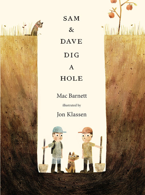Sam and Dave Dig a Hole a hat full of sky
