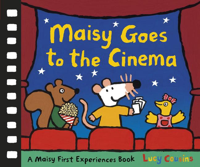 Maisy Goes to the Cinema maisy goes to nursery