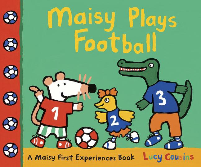 Maisy Plays Football peppa plays football