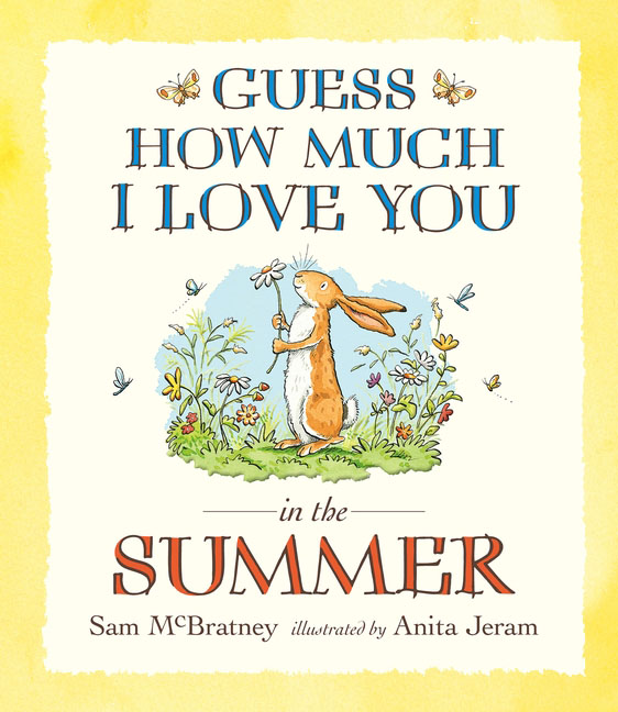 Guess How Much I Love You in the Summer guess how much i love you little library preschool 2