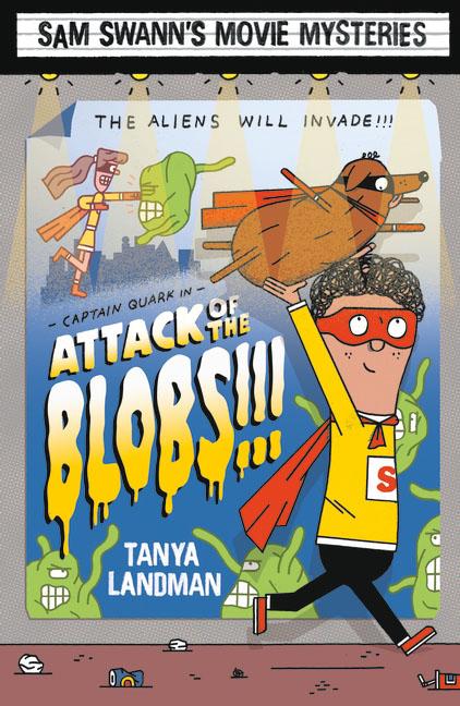 Sam Swann's Movie Mysteries: Attack of the Blobs!!! aficionado aficionado afn wb500rw5