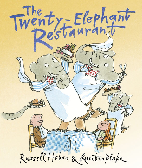 The Twenty-Elephant Restaurant a wanted man