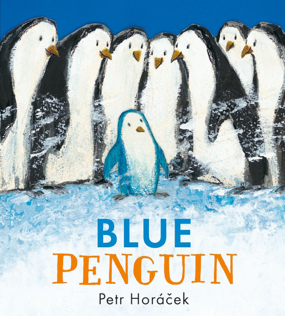 Blue Penguin пинетки митенки blue penguin puku