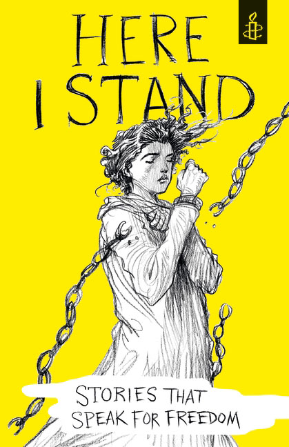 Here I Stand: Stories that Speak for Freedom neil barrett футболка