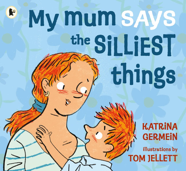 My Mum Says the Silliest Things my mum by me a dodle book all about my mum