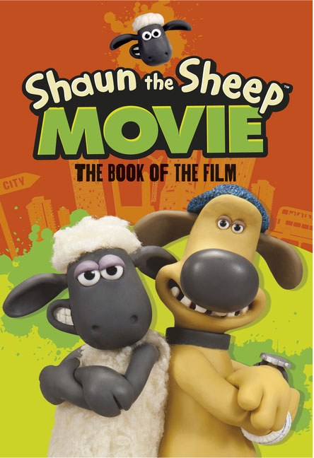Shaun the Sheep Movie - The Book of the Film место для отдыха трикси shaun the sheep 50х35см cream green