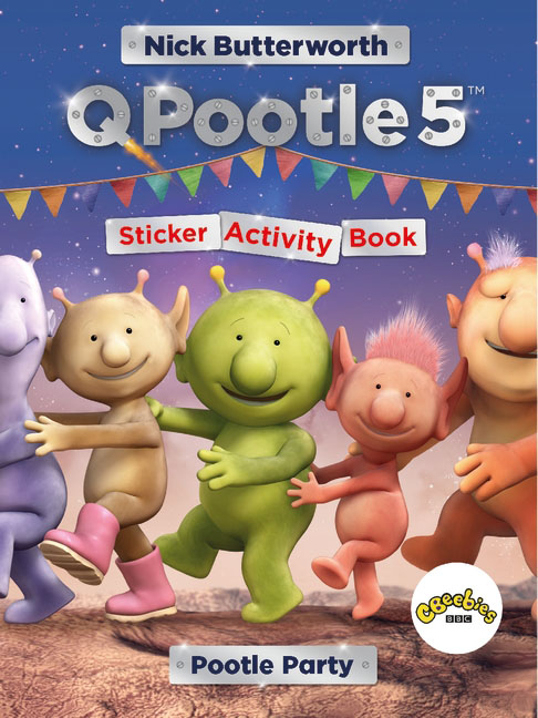 Q Pootle 5: Pootle Party Sticker Activity Book vocalise best of rachmaninov 2 cd
