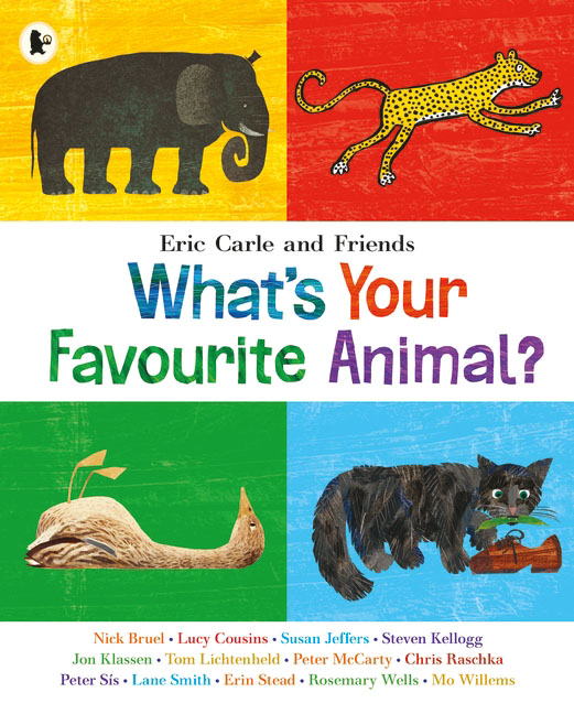 What's Your Favourite Animal? eric carle mister seahorse