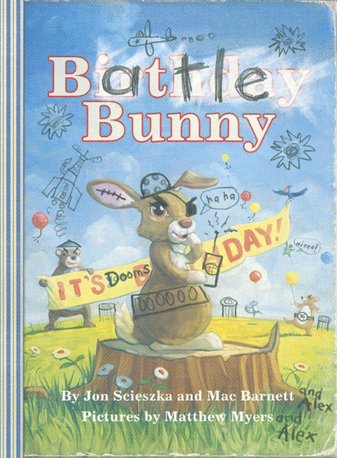 Battle Bunny something like an autobiography