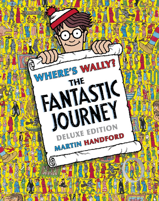 Where's Wally? The Fantastic Journey morais r the hundred foot journey