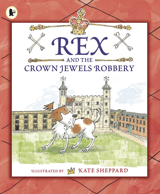 Купить Rex and the Crown Jewels Robbery,