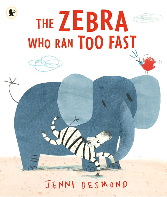 The Zebra Who Ran Too Fast wife who ran away