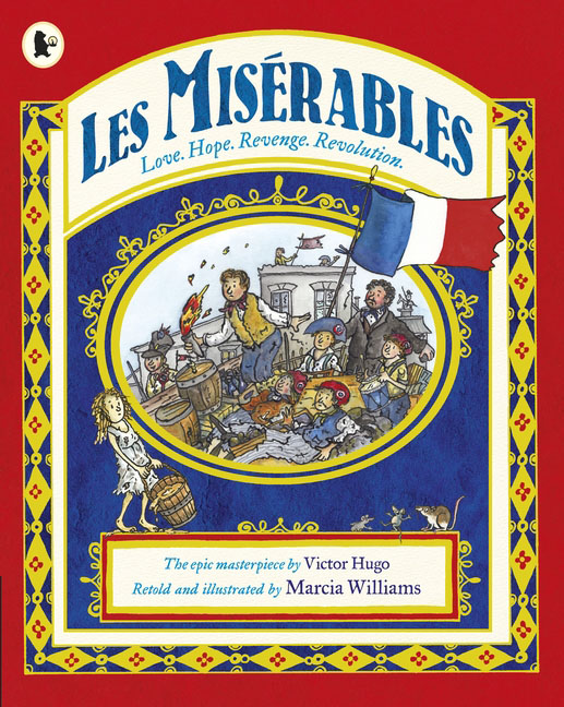 Les Miserables the greatest love story of all time