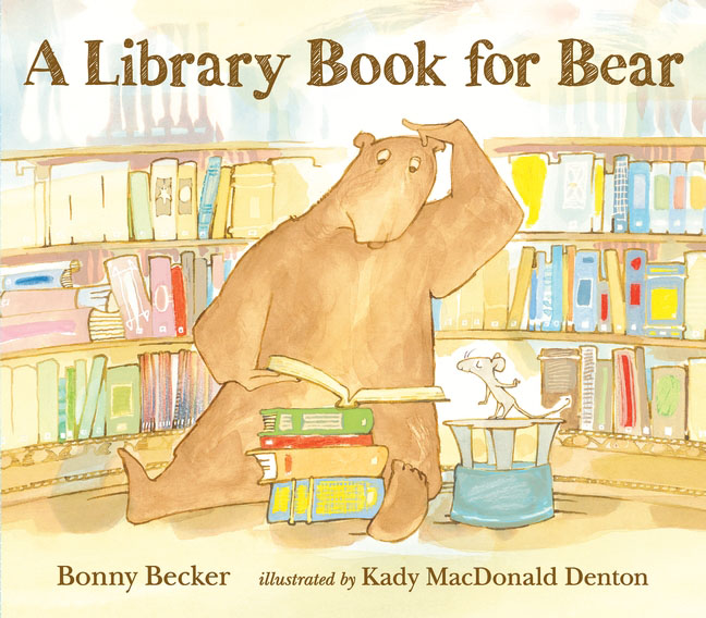 Купить A Library Book for Bear,