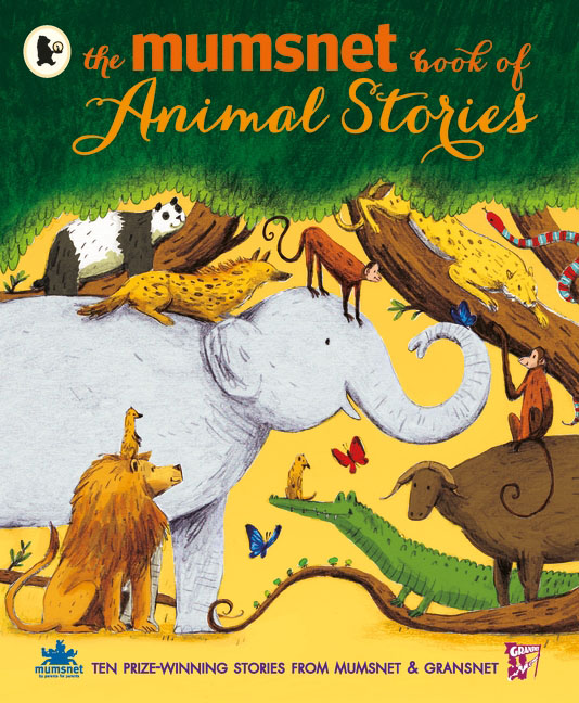 The Mumsnet Book of Animal Stories цена и фото