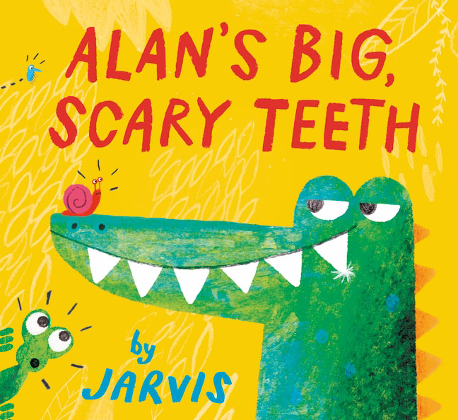 Alan's Big, Scary Teeth the comedy of errors