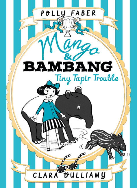 Купить Mango & Bambang: Tiny Tapir Trouble (Book Three),