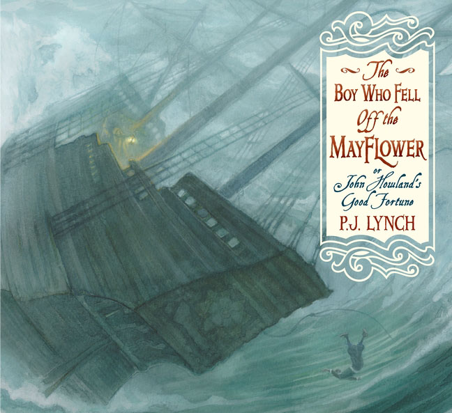 Купить The Boy Who Fell Off the Mayflower, or John Howland's Good Fortune,