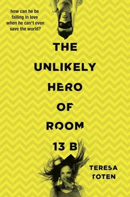 цены  The Unlikely Hero of Room 13B