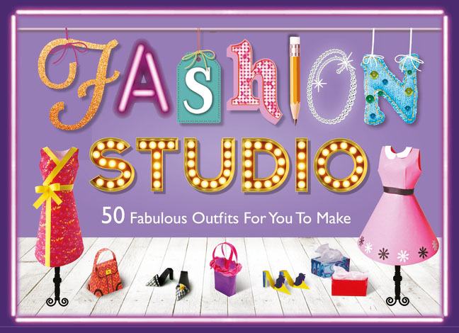 Fashion Studio 20 ways to draw a dress and 44 other fabulous fashions and accessories a sketchbook for artists designers and doodlers