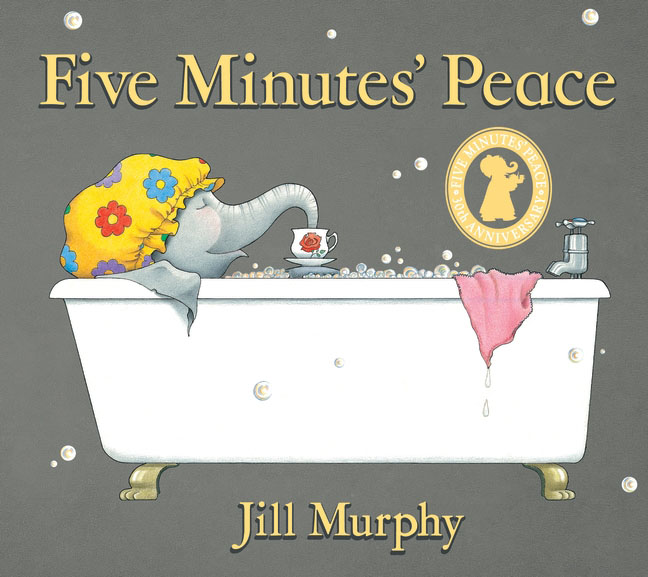 Five Minutes' Peace the fall of five book 4