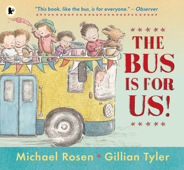 The Bus Is for Us! small great things