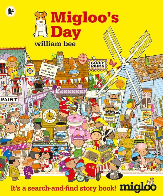 Migloo's Day digby dog saves the day