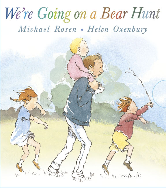 We're Going on a Bear Hunt the wild braid – a poet reflects on a century in the garden