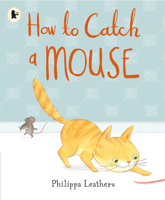 How to Catch a Mouse a cat a hat and a piece of string