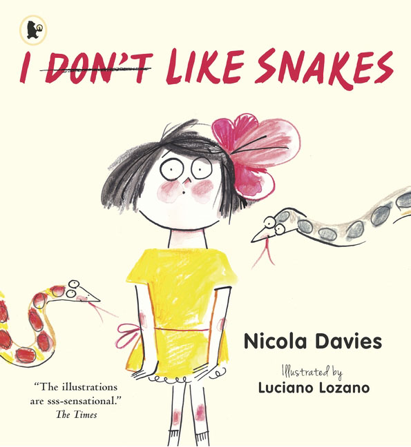 I (Don't) Like Snakes jennifer dussling slinky scaly snakes beginning 2