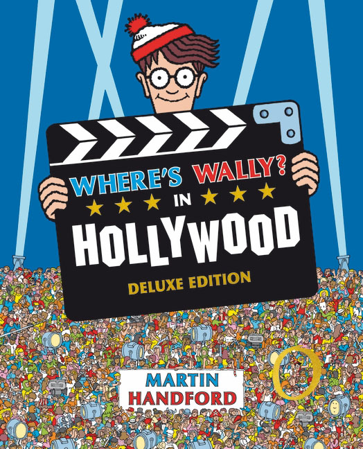 Where's Wally? In Hollywood where s wally across lands activity book 100 stickers