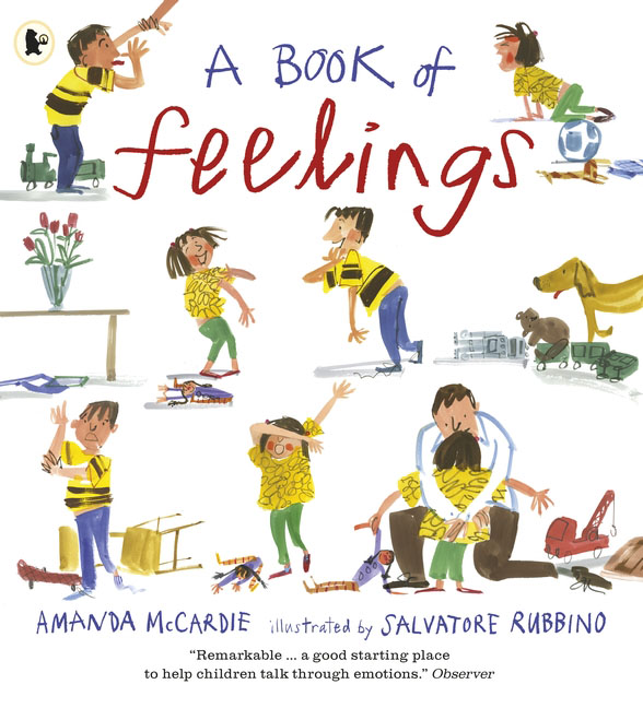 A Book of Feelings seeing things as they are