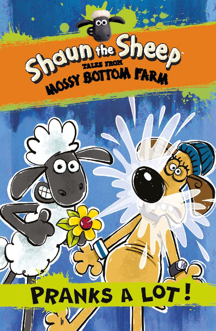 Shaun the Sheep: Pranks a Lot! janet norton on the other side the fall