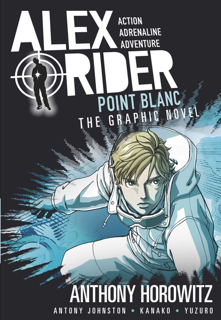 Point Blanc Graphic Novel the lonely polygamist – a novel