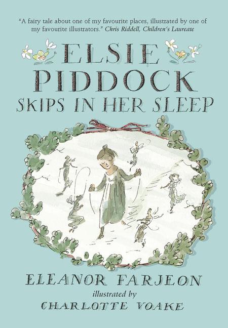 Купить Elsie Piddock Skips in Her Sleep,