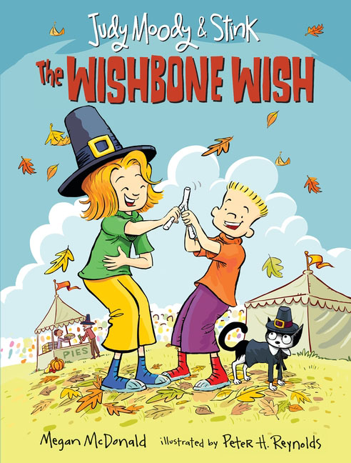 Купить Judy Moody and Stink: The Wishbone Wish,