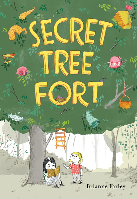 Secret Tree Fort a fort of nine towers