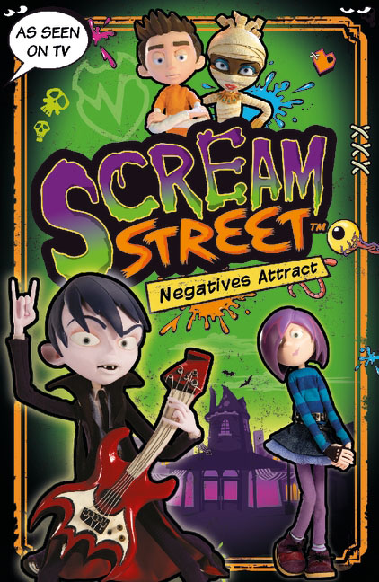 Scream Street: Negatives Attract ada instruments 3d liner 2v