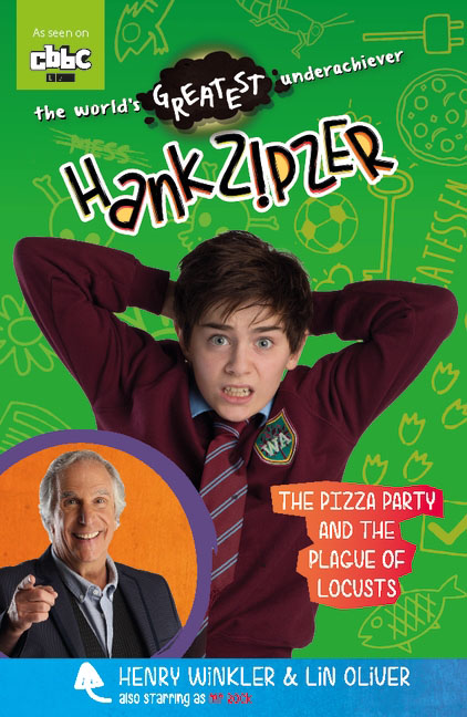Hank Zipzer: The Pizza Party and the Plague of Locusts samuel richardson clarissa or the history of a young lady vol 8