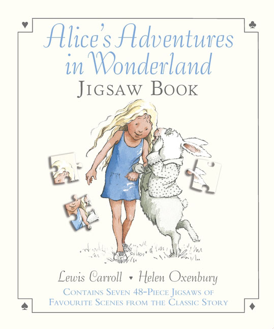 a comparison of lewis carrolls alices adventures in wonderland and h g wellss the island of dr morea