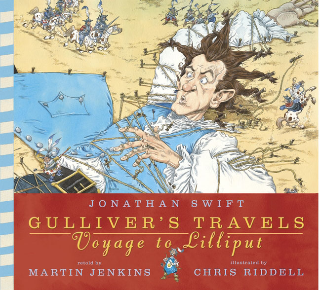 Gulliver's Travels: Voyage to Lilliput swift gulliver s travels norton critical editio ns cloth
