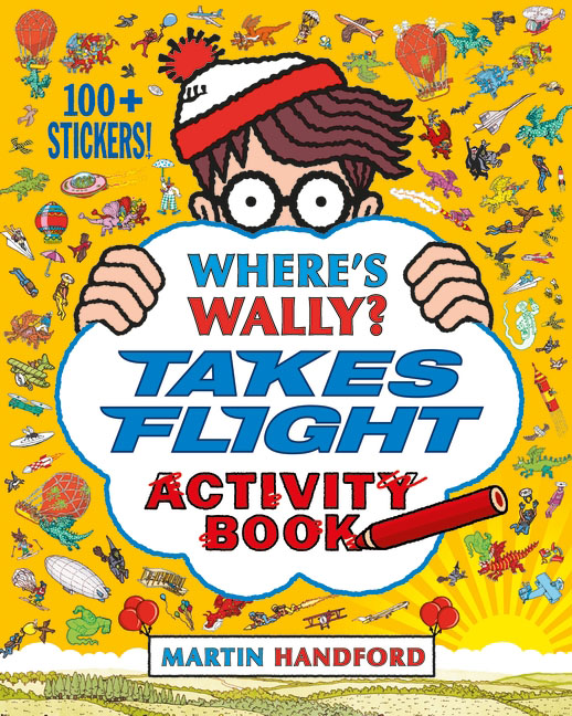 Купить Where's Wally? Takes Flight