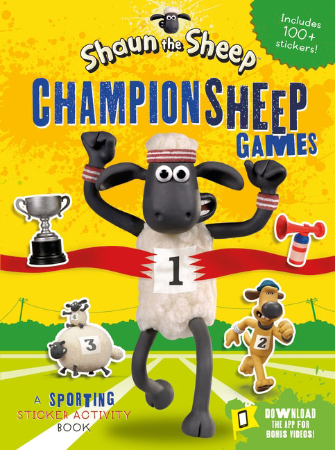 Купить Shaun the Sheep Championsheep Games