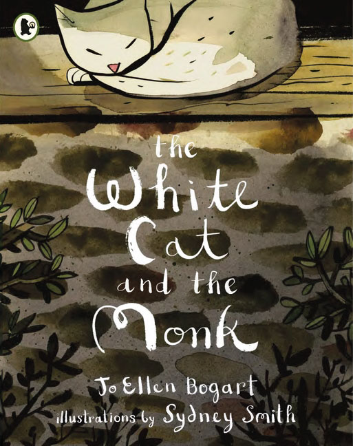 The White Cat and the Monk the eyes of the cat