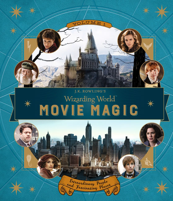 J. K. Rowling's Wizarding World: Movie Magic: Volume 1: Extraordinary People and Fascinating Places mcmahon j the winter people a novel