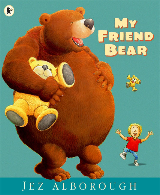 My Friend Bear my friend is sad