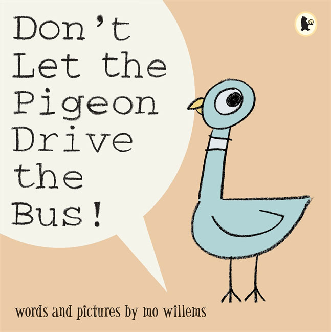 Купить Don't Let the Pigeon Drive the Bus!,