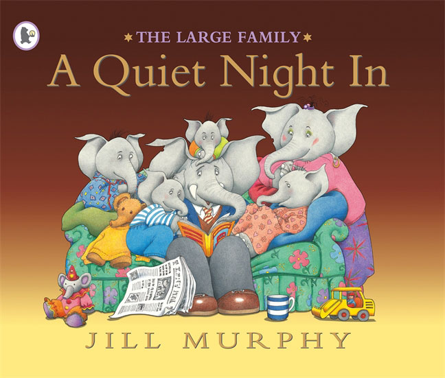 A Quiet Night In don freeman quiet there s a canary in the library