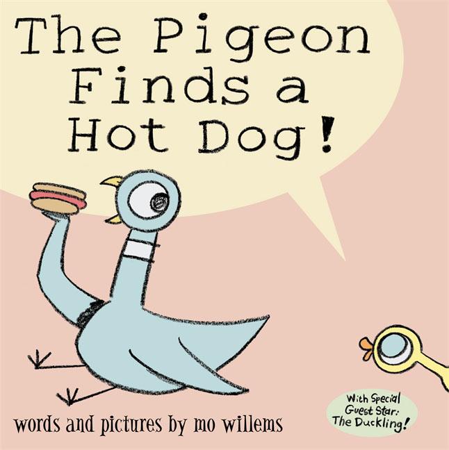 The Pigeon Finds a Hot Dog!,  - купить со скидкой
