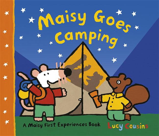 Maisy Goes Camping tiny goes camping